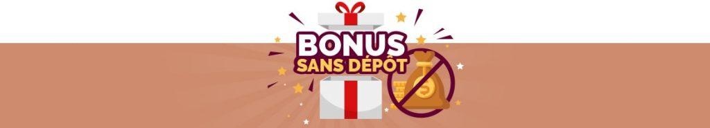 Bonus sans dépôt - Guide complet