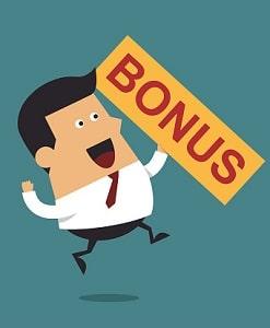 Bonus sans dépôt - InfoCasino
