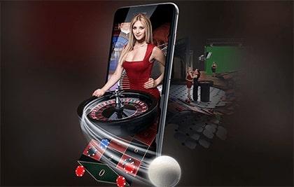 Casinos en ligne avec roulette en direct pour appareils mobiles