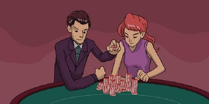 L'homme VS la femme dans les casinos en ligne