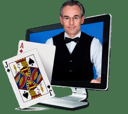 Qu'est-ce que le Blackjack en direct