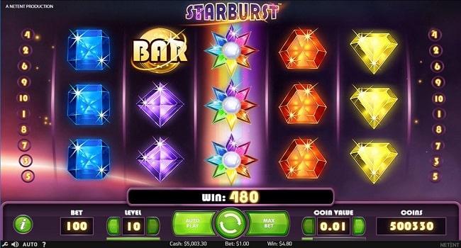 Starburt- Avis et revue complete