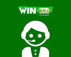 Winoui casino - service client