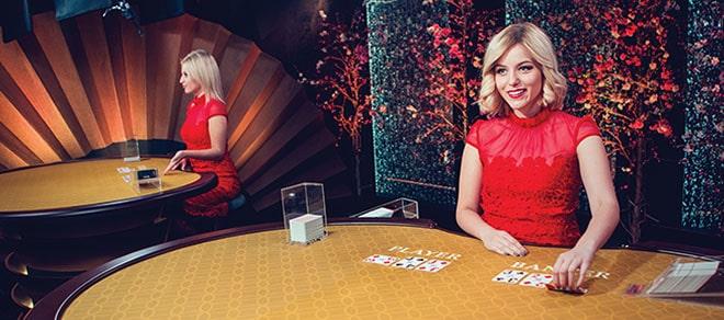 Croupier en direct des meilleurs casinos en ligne
