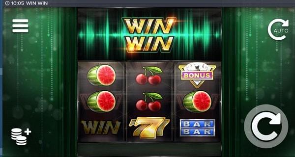 Avis et revue de la machine à sous Win Win